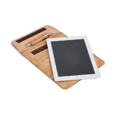 Brintec Brindes Promocionais - Bolsa para tablet em couro sintético personalizado.