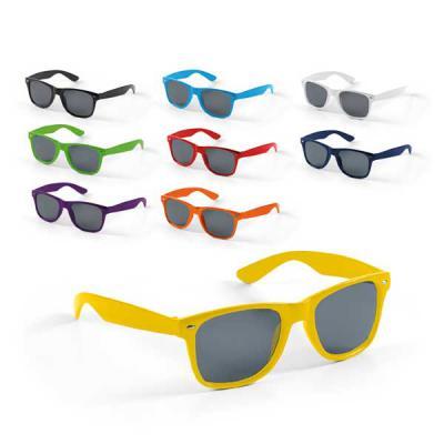Brintec Brindes Promocionais - Óculos de sol colorido