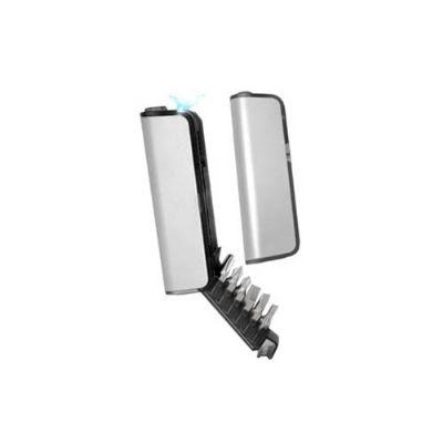 Brintec Brindes Promocionais - Kit ferramenta personalizada com 6 peças.