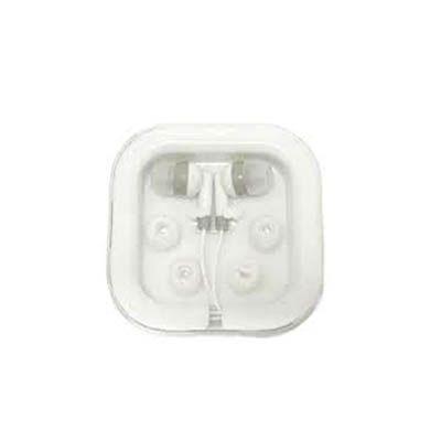Brintec Brindes Promocionais - Fone de ouvido com caixinha de acrílico.