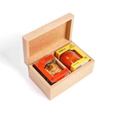 Amélio Presentes - Kit com aperitivos gourmet