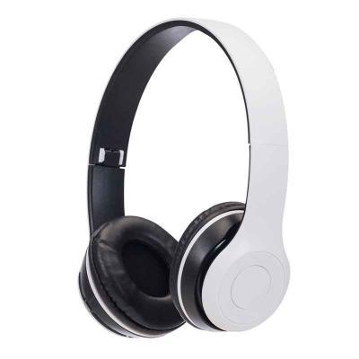 Amélio Presentes - Headfone Bluetooth personalizado. Fone de ouvido bluetooth com pintura fosca e rádio FM. Material articulável plástico com hastes de altura regulável...