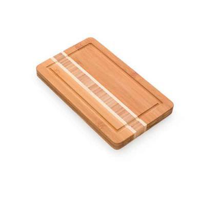 Amélio Presentes - Tábua de Bambu personalizada