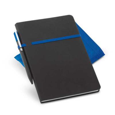 Amélio Presentes - Kit Personalizado contendo Caderno com caneta e envelope. Caderno material sintético tamanho 21x14cm, com 96 folhas não pautadas. Fornecido em embalag...