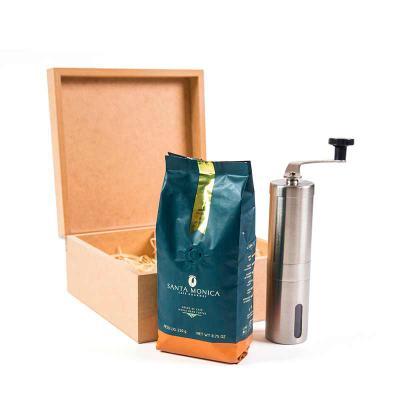 amelio-gourmet - Kit café com moedor personalizado