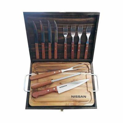 Royal Laser - Kit churrasco 13 peças