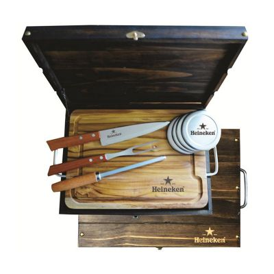 Royal Laser - Kit churrasco personalizado