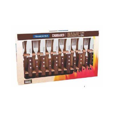 Royal Laser - Kit talher Tramontina 12 pçs.