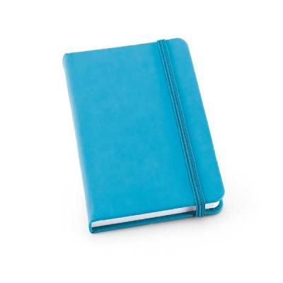 Choque Promocional - Caderno capa em sintético, diversas cores