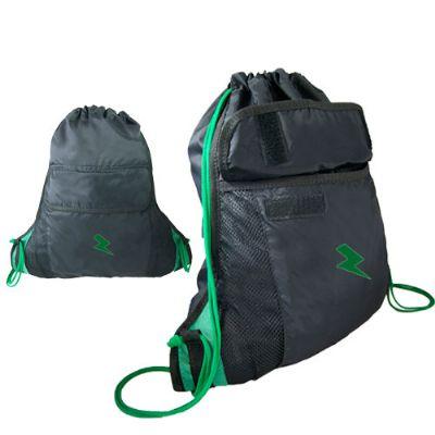 Choque Promocional - Mochila saco com bolso