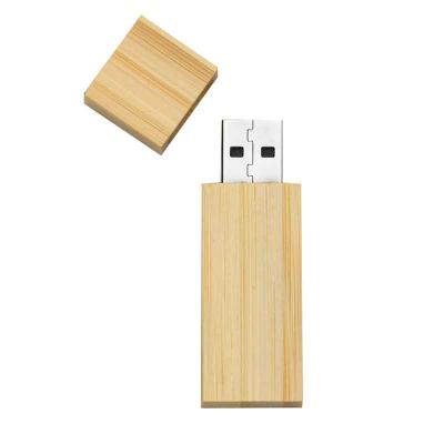 msn-brindes - Pen Drive 4GB Bambu