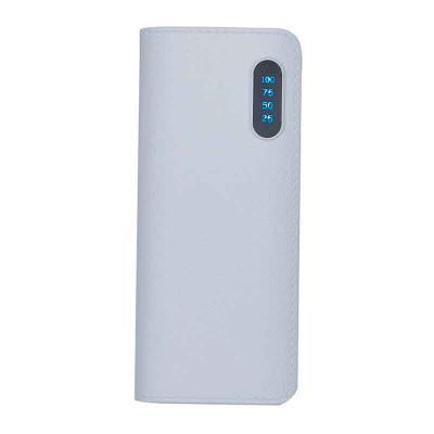 MSN Brindes - Power bank plástico com níveis