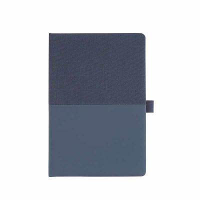 MSN Brindes - Caderno em tecido sintético