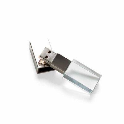 msn-brindes - Pen Drive Vidro 4GB