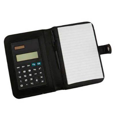 MSN Brindes - Bloco com calculadora
