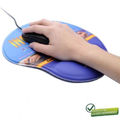 MSN Brindes - Mouse pad ergonômico personalizado