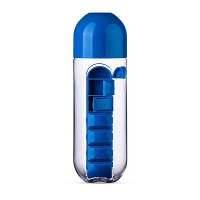 MSN Brindes - Squeeze 700ml Porta Comprimido