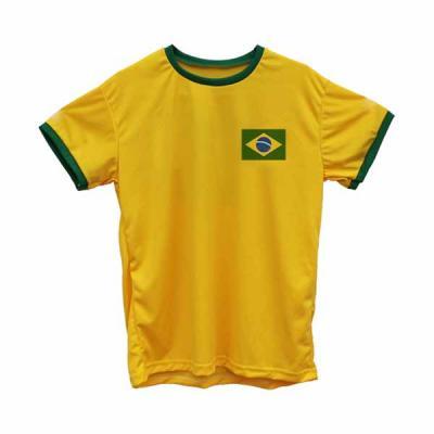 Mandala Confecções - Camiseta do Brasil promocional
