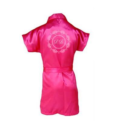 Mandala Confecções - Robes roupão em cetim para madrinhas, noivas, daminhas.