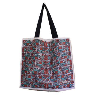 Mandala Confecções - Bolsa sacola estampada