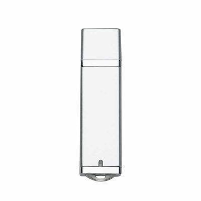 cross-brindes - Pen drive Super Talent 4GB/8GB em plástico resistente, corpo cinza com detalhes prata. Possui tampa e ao conectar no USB uma luz irá acender na parte...