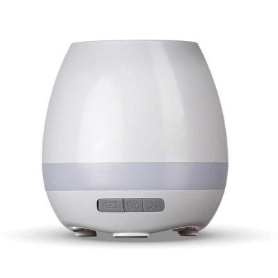 Cross Brindes - Caixa de som vaso com sensor e bluetooth