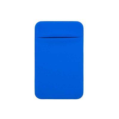 Cross Brindes - Adesivo Porta Cartão de Lycra para Celular Personalizado