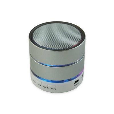 Cross Brindes - Caixa de Som Bluetooth - PRATA