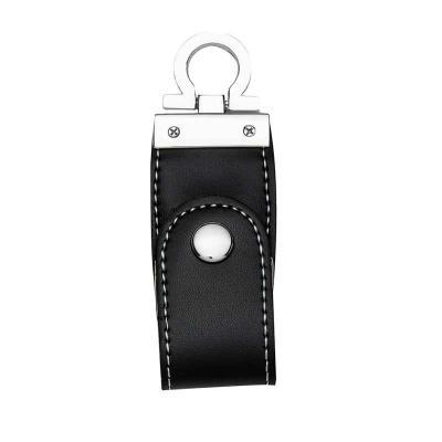 Cross Brindes - Pen drive couro 4 ou 8 GB