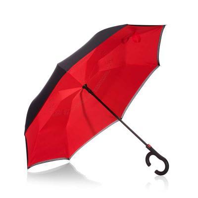 Cross Brindes - Guarda-chuva invertido
