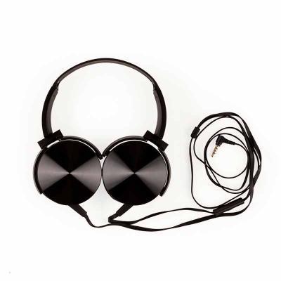 Cross Brindes - Headfone bass estéreo articulável com microfone, material plástico com almofadas auriculares em couro sintético(revestido com espuma). Falantes com de...