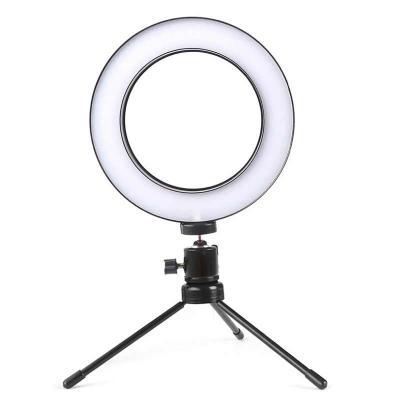 Cross Brindes - Luminária Ring Light Personalizada