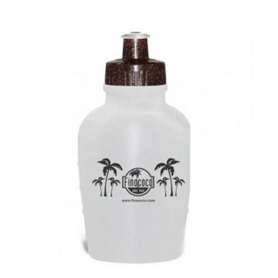 Cross Brindes - Squeeze Ecológico de 500 ml Personalizado Material: Fibra de Coco  Medidas aproximadas para gravação (CxD):  6 cm x 5 cm  Tamanho total aproximado (Cx...