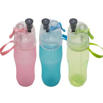 Cross Brindes - Squeze plástico 700 ml com borrifadorR