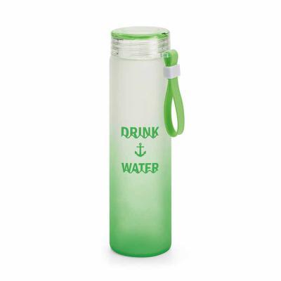 Cross Brindes - Squeeze de vidro 470 ml Personalizado