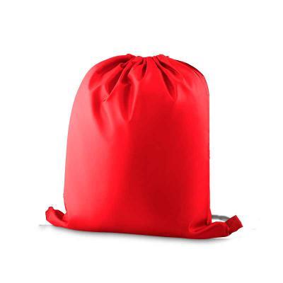 Marca e sua marca - Mochila saco personalizada
