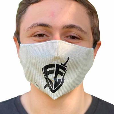 Marca e sua marca - Máscara para proteção