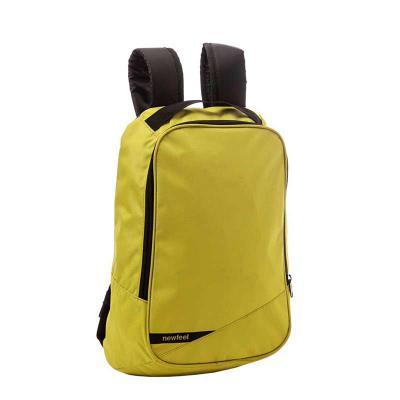 Marca Promocional - Mochila personalizada compacta em poliéster, Oxford ou poliamida, diversas opções de cores. Diversas opções de mochilas promocionais para divulgação d...