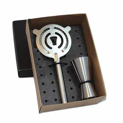 Design Promo - Kit Bar em caixa de papel kraft