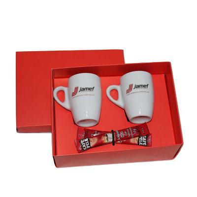 Design Promo - Kit café personalizado