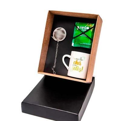 Design Promo - Kit Chá com Infusor