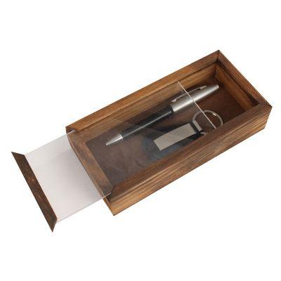 Design Promo - Kit escritório com caneta e chaveiro