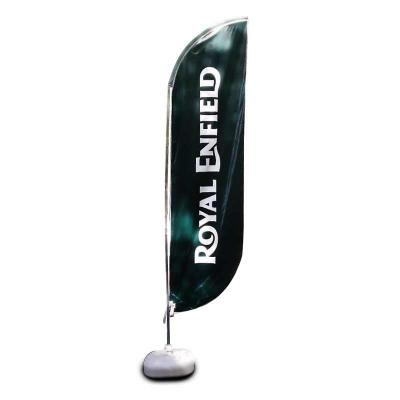 Promotendas - Wind Banner 3M personalizado com impressão digital