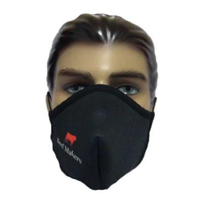 Brindes Drica - Máscara de proteção em neoprene personalizada