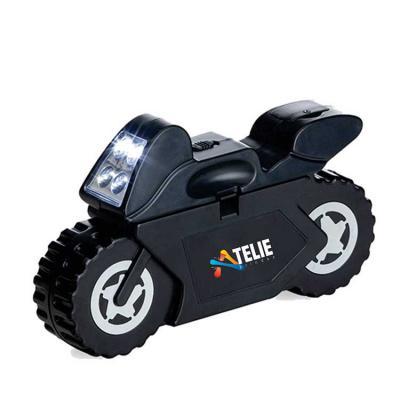Ateliê Brindes - Kit mini ferramentas formato motocicleta