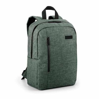 Ateliê Brindes - Mochila porta notebook confeccionada em poliéster  600 de alta densidade, contem compartimento forrado, com 2 divisórias almofadadas para notebook até...