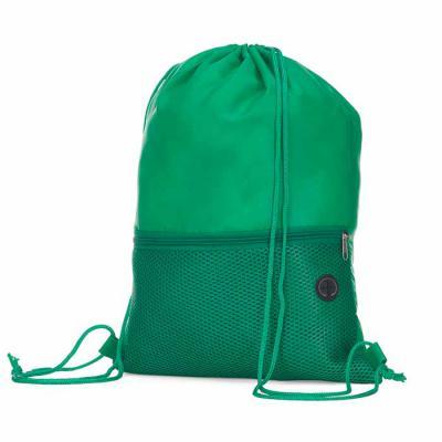 Ateliê Brindes - Mochila saco em nylon personalizado
