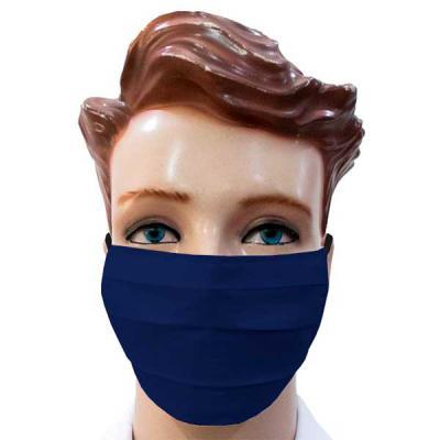 Ateliê Brindes - Mascara modelo cirurgico ( tam 17x21cm) com forro em TNT e elastico chato de 2mm