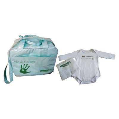 Ateliê Brindes - Kit maternidade personalizado