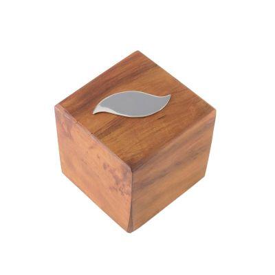 Paulo Segatto - Peso de papel folha - Escultura Funcional